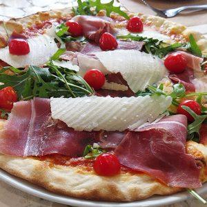 Pizza receita Italiana