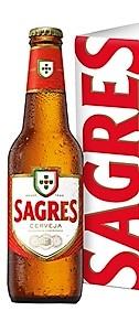 SAGRES Garrafa 0,33cl